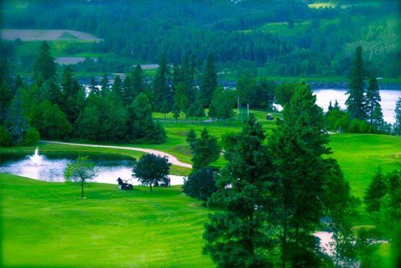 Accueil h tel du fjord for Golf du bic forfait